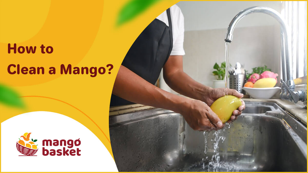 Clean a Mango